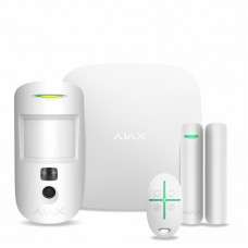 Ajax StarterKit Cam Plus (White)